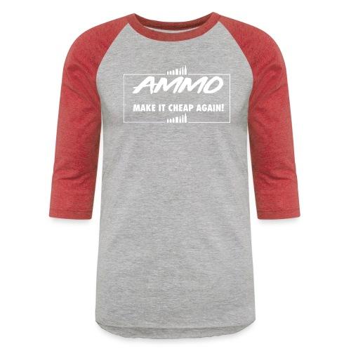 AMMO - Unisex Baseball T-Shirt
