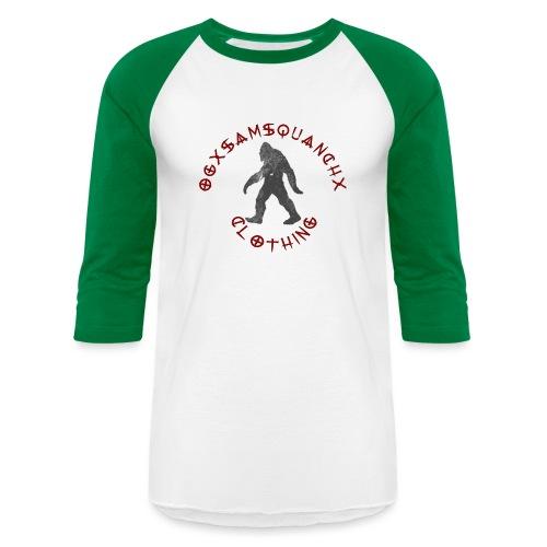 Ogxsamsquanchx Clothing - Unisex Baseball T-Shirt