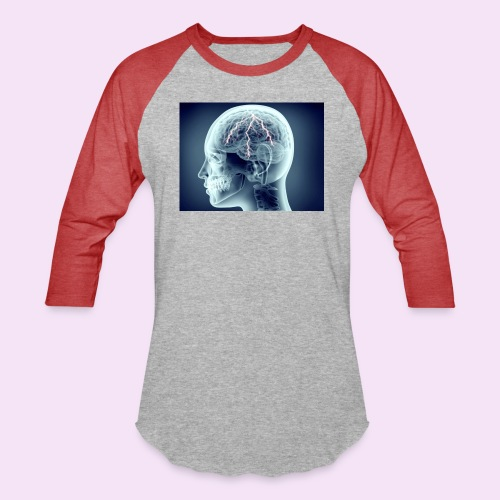Recharge - Baseball T-Shirt