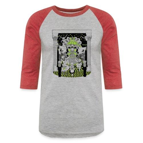 cardamom chai tee - Unisex Baseball T-Shirt