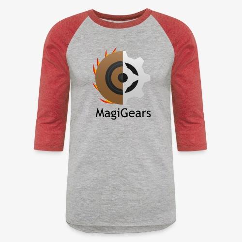 MagiGears - Unisex Baseball T-Shirt