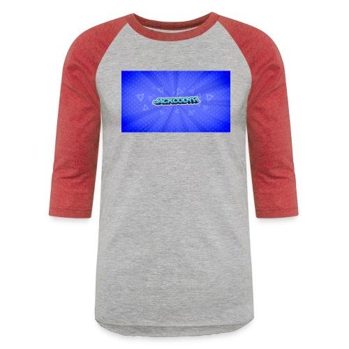 JackCodyH logo - Unisex Baseball T-Shirt