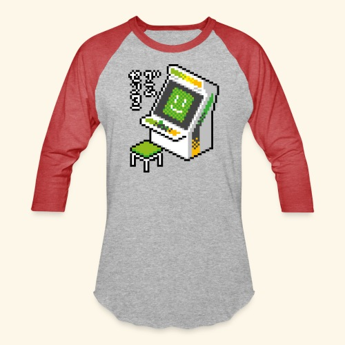 Pixelcandy_AW - Unisex Baseball T-Shirt