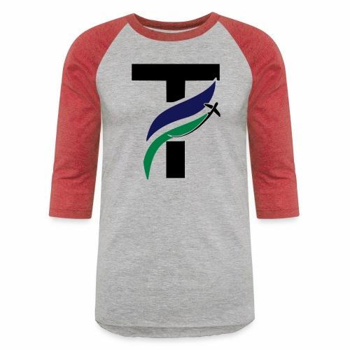 newtakeoff logo - Baseball T-Shirt