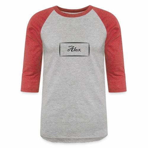 Alex - Baseball T-Shirt