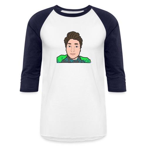 LiamWcool head tee - Baseball T-Shirt