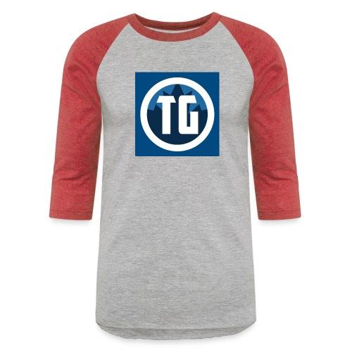 Typical gamer - Unisex Baseball T-Shirt