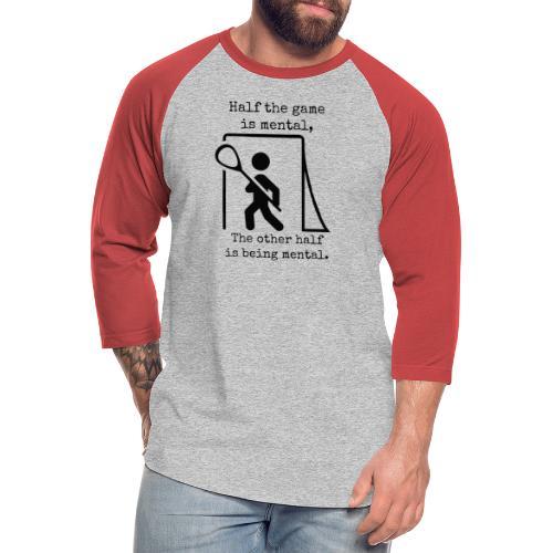 Design 1.2 - Unisex Baseball T-Shirt