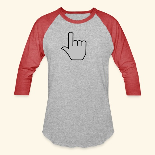 click - Baseball T-Shirt