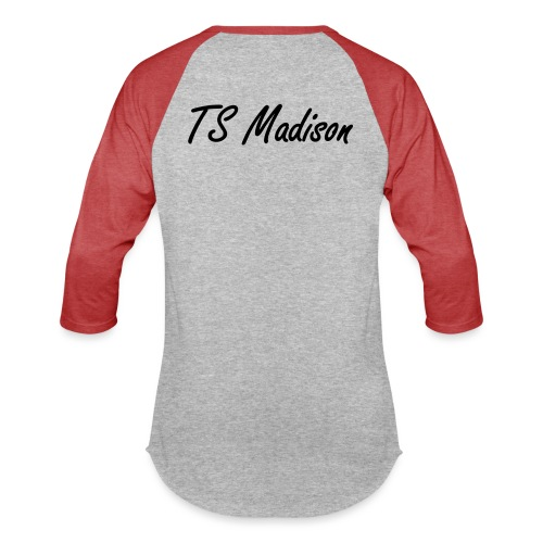 new Idea 12724836 - Unisex Baseball T-Shirt