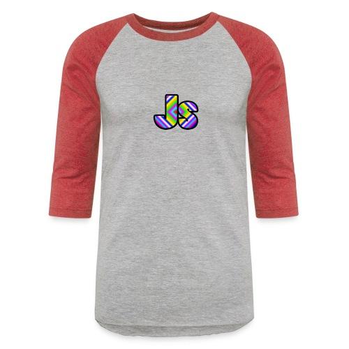 JsClanLogo2 - Baseball T-Shirt
