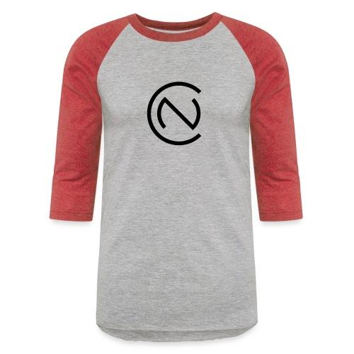 TNC Logo - Unisex Baseball T-Shirt