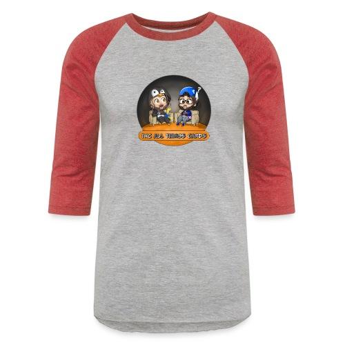 All Things Cards - Unisex Baseball T-Shirt