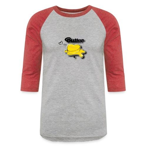 Butter bts - Unisex Baseball T-Shirt
