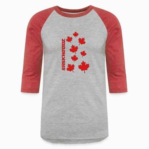 saskhoodz canada - Baseball T-Shirt