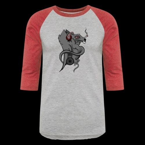 RatKing - Unisex Baseball T-Shirt