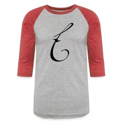 Letter E - Baseball T-Shirt