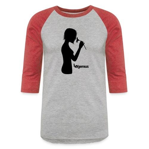 flower girl - Unisex Baseball T-Shirt
