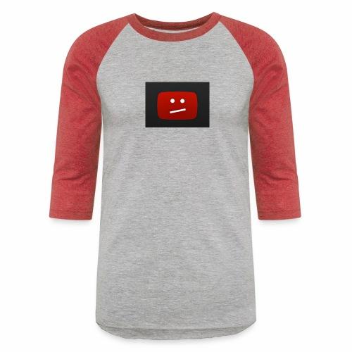 SadYouTube - Unisex Baseball T-Shirt