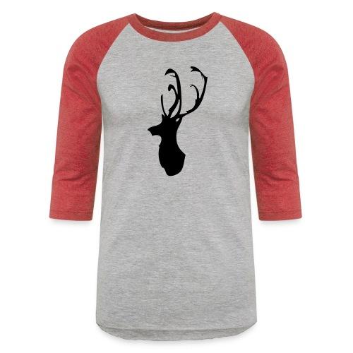 Mesanbrau Stag logo - Unisex Baseball T-Shirt