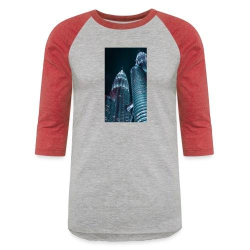 C0618608 28FC 4668 9646 D9AC4629B26C - Unisex Baseball T-Shirt