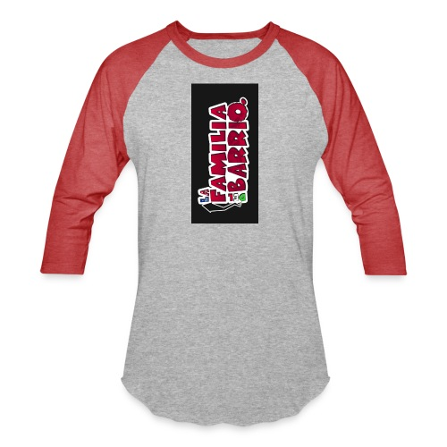 case2biphone5 - Unisex Baseball T-Shirt
