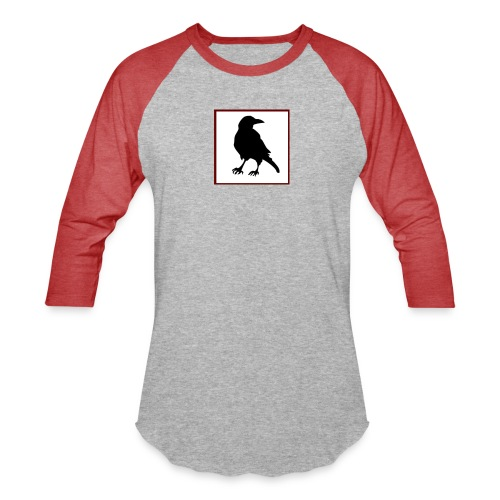 First Nation Defender - Unisex Baseball T-Shirt