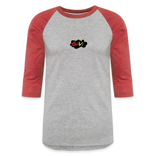 GiVi - Unisex Baseball T-Shirt