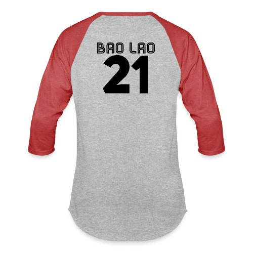 BAO LAO - Baseball T-Shirt