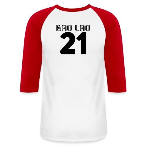 BAO LAO - Unisex Baseball T-Shirt