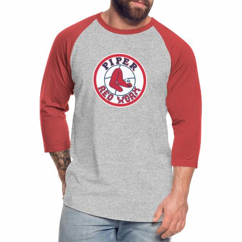 piper - Unisex Baseball T-Shirt