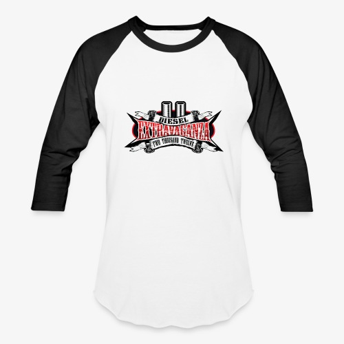 Diesel Extravaganza - Baseball T-Shirt