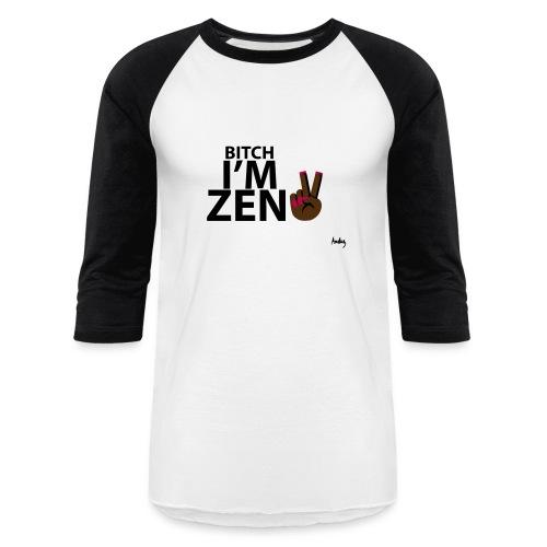 ZEN LIFE - Baseball T-Shirt