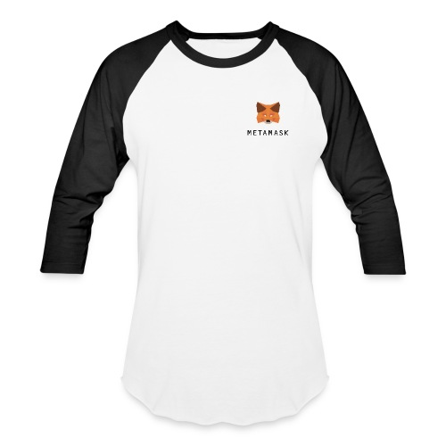 MetaMask Classic - Baseball T-Shirt