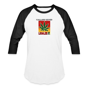 Oakland Grown Legal Cannabis Tshirts 420 wear - Baseball T-Shirt