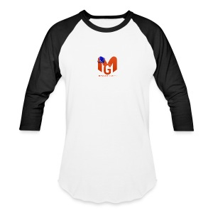 MaddenGamers MG Logo - Baseball T-Shirt