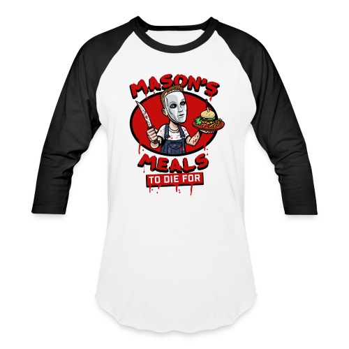 Mason's Meals - Baseball T-Shirt