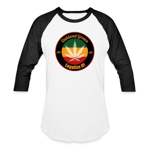 Oakland Grown Cannabis 420 Wear - Baseball T-Shirt
