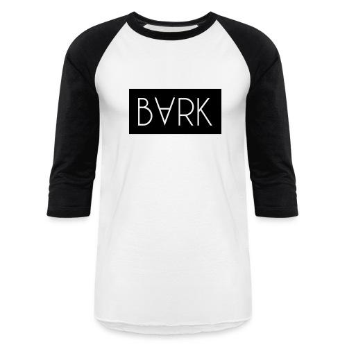 Barking Winter (B) - Baseball T-Shirt