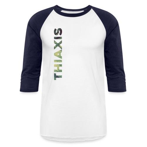 THIAXIS HUSTLE - Baseball T-Shirt