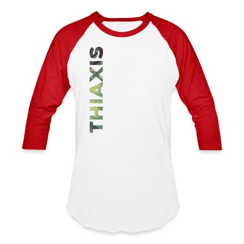 THIAXIS HUSTLE - Baseball T-Shirt