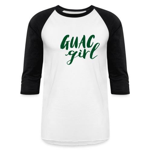 GG avocado - Unisex Baseball T-Shirt