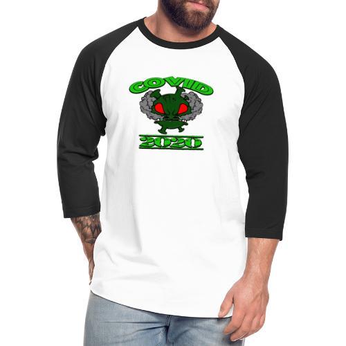 Covid 2020 - Unisex Baseball T-Shirt