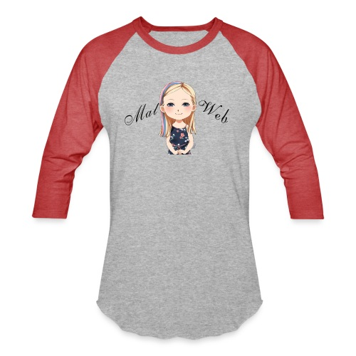 Mallory Chibi png - Baseball T-Shirt