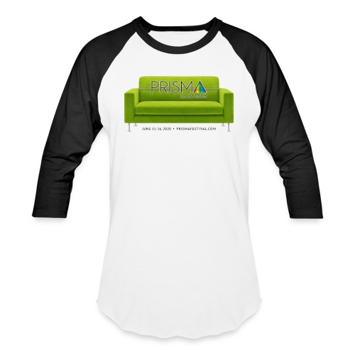 Green Couch - Unisex Baseball T-Shirt