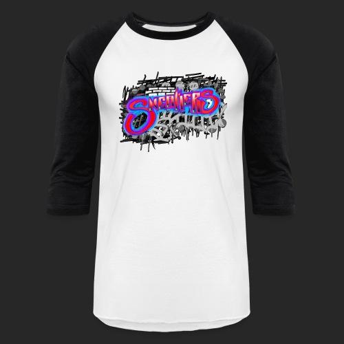 Sneakers Graffiti - Baseball T-Shirt