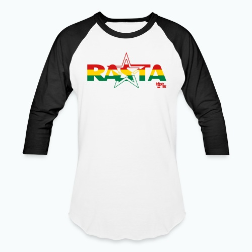 RASTA - Unisex Baseball T-Shirt
