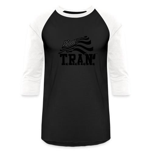 New Tran Logo Transparent png - Baseball T-Shirt