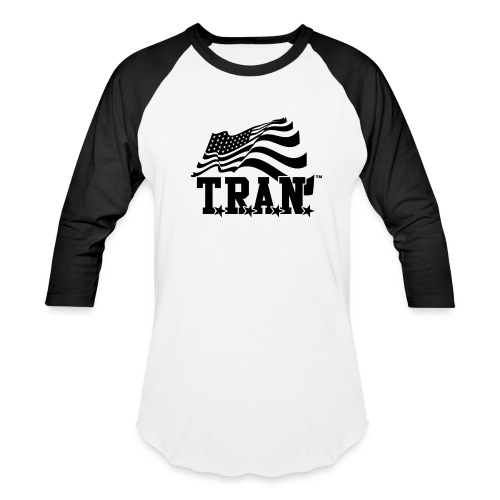 New Tran Logo Transparent png - Baseball T-Shirt