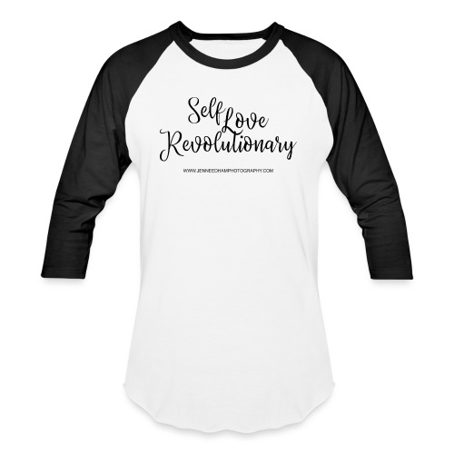 Self Love Revolutionary - Unisex Baseball T-Shirt
